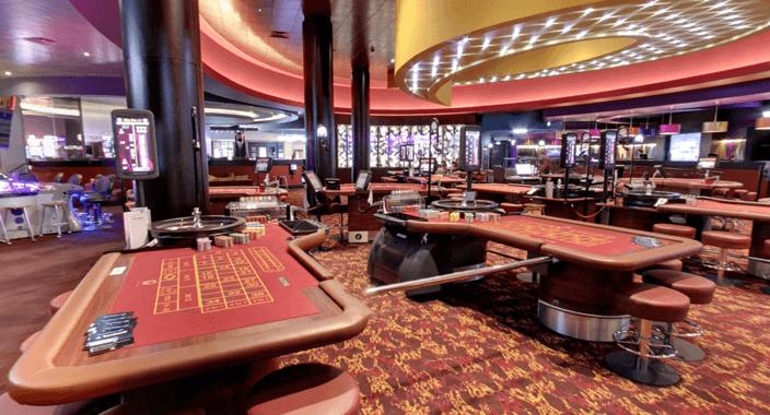 grosvenor casino reading menu