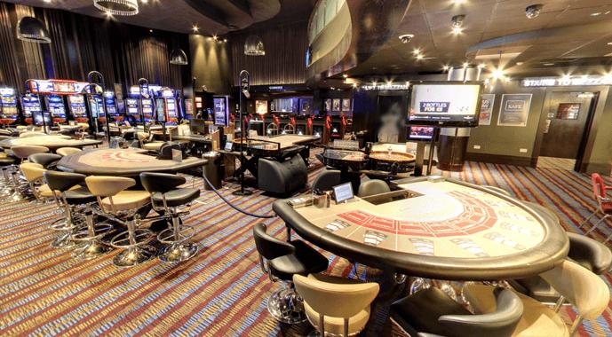 Crypto poker rooms